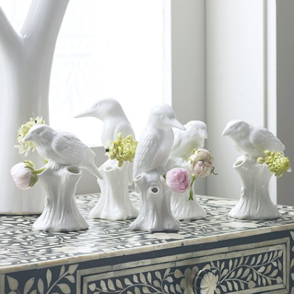 Graham & Green Bird Vases