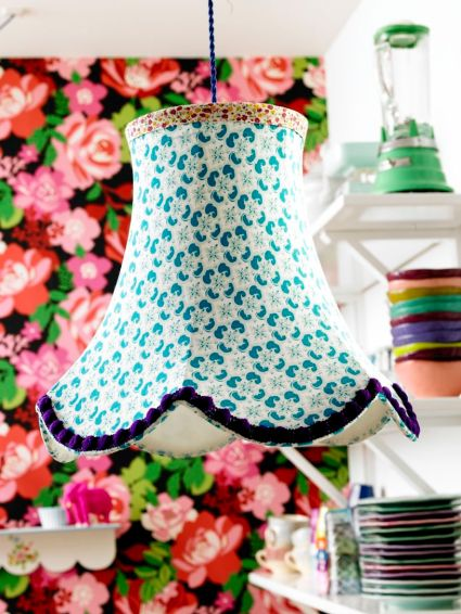 Rice Lampshade