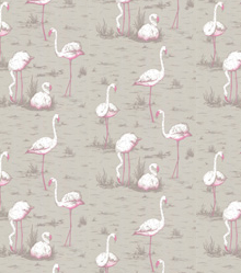 Cole & Son - Flamingos