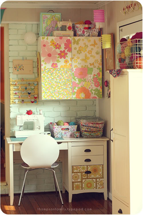 301 moved permanently Sewing room ideas for small spaces